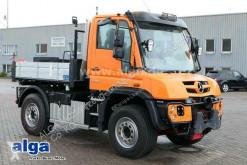 Camion Mercedes Unimog U 430/Easy Drive/Hydraulik/Klima