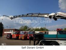 Grúa Mercedes Actros 4146 mit Effer Kran 1855L/8S 44 Meter grúa móvil usada