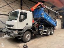 Camion ribaltabile bilaterale Renault Kerax 460