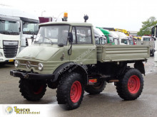 Camion Mercedes UNIMOG + Manual + only 55.492 KM + Brakes need Repair