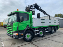 Camion Scania G 114G380 plateau ridelles occasion