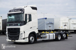 Camion châssis Volvo FH / / 460 / E 6 / ACC / BDF – MULTIWESCHLER / 7.15 , 7,4