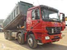 Camion ribaltabile trilaterale Mercedes ACTROS4146-EURO3-3 PEDALE-RETARDER