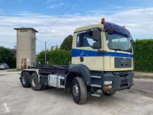 Camion scarrabile DAF TGA 26.400 SCARRABILE BALESTRATO ANTERIORE E PNEUM