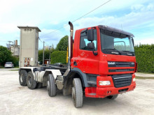 Kamion DAF 85 TRUCKS SCARRABILE BALES.Ant. e PNEU Post vícečetná korba použitý