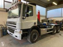 Camion polybenne DAF CF 75.310 SCARRABILE BALESTRATO ANTERIORE E PO
