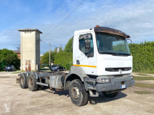 Camion Renault Kerax 330 SCARRABILE BALESTRATO ANTERIORE polybenne occasion