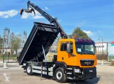 Ciężarówka wywrotka MAN TGS 18.320 4x4 HIAB 111 BS-2 Hiduo Crane Kipper