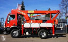 Camião plataforma Iveco 100E18 4x4 PALFINGER BISON TKA 19 Arbeitsbühne L