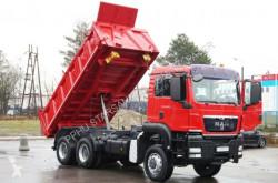 Ciężarówka wywrotka MAN TGA 26.430 6x6 EURO 5 MEILLER Kipper Tipper