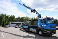 Camión caja abierta MAN TGA 26.430 6x4x4 PALFINGER PK 36002 G WINDE Kran