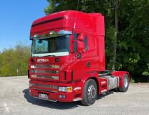 Cabeza tractora Scania 144r v8 530 usada