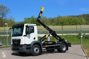 Camion MAN TGM 18.320 4x2 / Euro 6d HYVA Abroller polybenne occasion