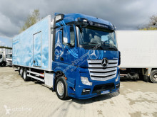 Camion frigo Mercedes Actros 2545 E6 multitemperatura ,Super stan
