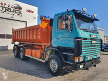 Camion Scania 113M380 ,Full Steel, Big axles!!! 1-site Tipper ,Manual polybenne occasion
