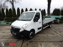 Opel MOVANO[ 7725 ] truck used flatbed