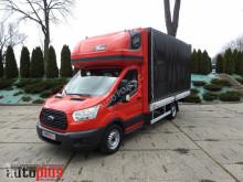 Vrachtwagen Ford TRANSITPLANDEKA KLIMATYZACJA [ 4763 ] tweedehands met huifzeil