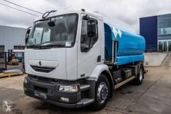 Camion cisterna idrocarburi Renault Midlum