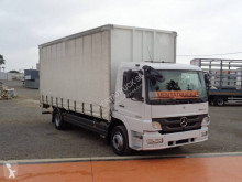Camion Mercedes Atego 1224 obloane laterale suple culisante (plsc) second-hand
