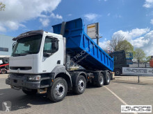 Camion Renault Kerax 370 benne occasion