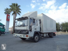 Volvo plywood box truck FL 612