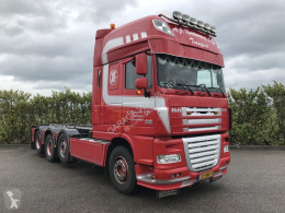 Camion DAF XF105 porte containers occasion