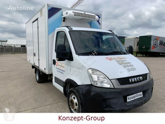 Voir les photos Véhicule utilitaire Iveco Daily IVECO Daily 35C13 Kühlaggregat Thermo King V 300