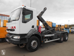 Camion Renault Kerax polybenne occasion