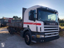 Camion Scania G 114G340 bi-benne occasion