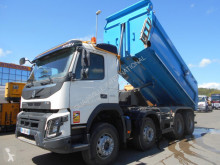 Camion Volvo FMX 460 benne Enrochement occasion