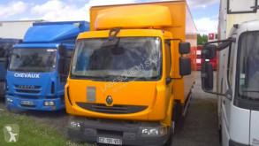 Грузовик Renault Midlum 220.12 DXI фургон фургон с покрытием polyfond б/у