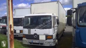 Грузовик фургон фургон с покрытием polyfond Mercedes Atego 1218