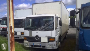 Грузовик Mercedes Atego 1218 фургон фургон с покрытием polyfond б/у