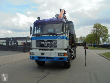 Camion MAN TG benne occasion