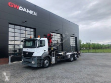 Camion Mercedes Axor 2540 polybenne occasion