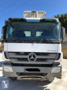 Camion benne Enrochement Mercedes Actros 3236