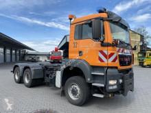 Camion châssis MAN TGS 33.440 6x6 BL Eur 6 Winterd. Wechselfahrg.