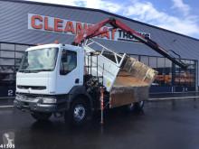 Vrachtwagen tweezijdige kipper Renault Kerax