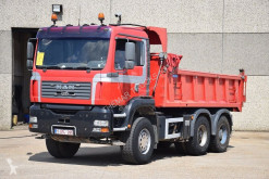 Camion MAN TGA 26.410 benne occasion