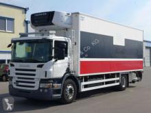 Camión frigorífico Scania P 270*Carrier Supra 950*LBW*Portal*Rohrbahnen*