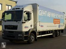 Kamión MAN TGM 22.250*Euro 5*EEV*LBW*Lift/Lenkachse* valník dodávka pivovaru ojazdený