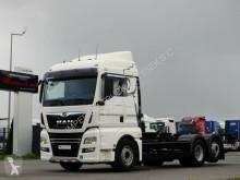 Camión MAN TGX 26.460/6X2/BDF-7,5M/RETARDER/A chasis usado