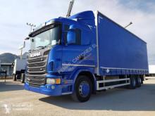 Camion Scania G 400 rideaux coulissants (plsc) occasion