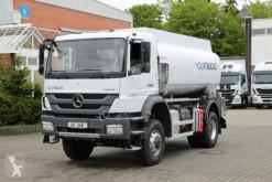 Mercedes tartálykocsi teherautó Axor 1833 MP3 4x4 ALLRAD/ 10.500l/5 Kammern/ADR