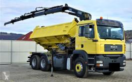 Camion MAN TGA 26.350 ribaltabile bilaterale usato