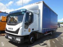 Camión tautliner (lonas correderas) Iveco Eurocargo 75.190