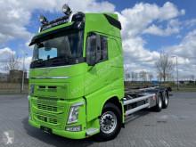 Kamión na prepravu kontajnerov Volvo FH540 6X2 RETARDER DUAL CLUTCH EURO 6 NAVIGATION
