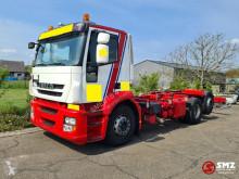 Iveco Stralis 420 грузовое шасси б/у