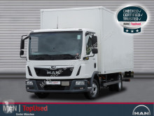Kamion MAN TGL 8.190 4X2 BL, Koffer, LBW, 6,1m, LGS dodávka použitý