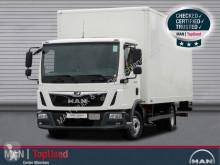 Camion fourgon MAN TGL 8.190 4X2 BL, Koffer, LBW, 6,1m, LGS
